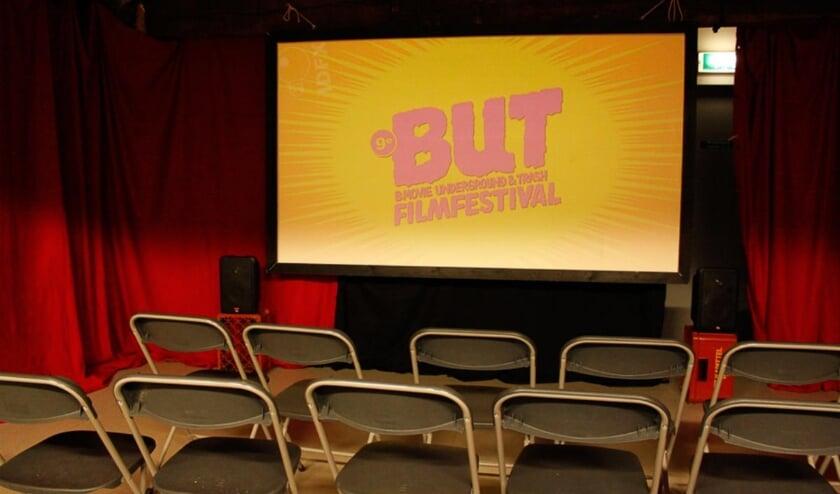 BUT Filmfestival zaterdag 2014