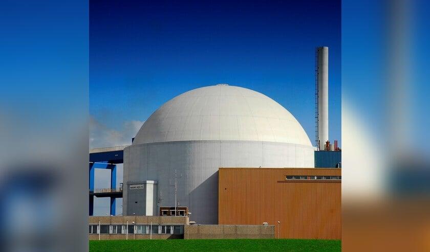 <p>De kerncentrale in Borssele.</p>