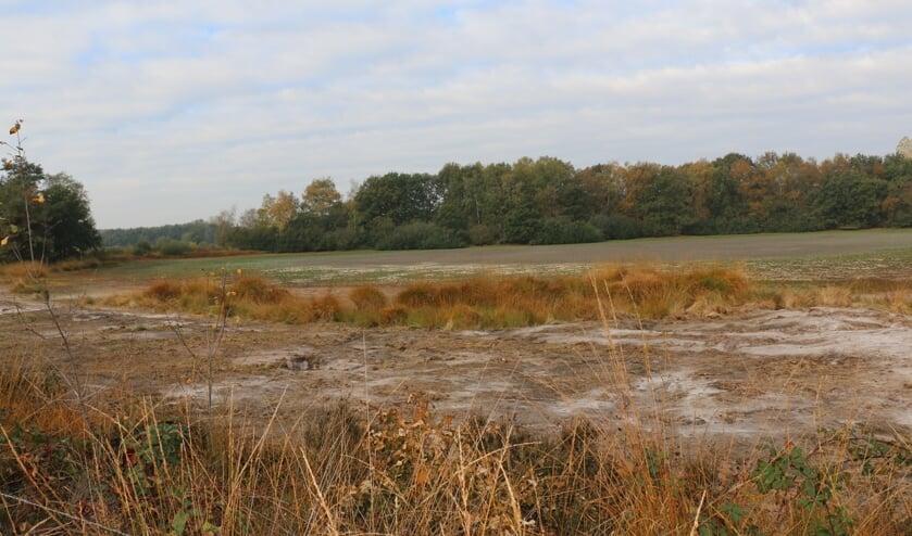 De Pannenhoef is een geliefd recreatiegebied.