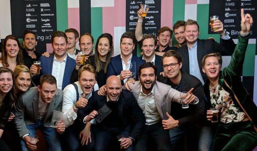 Het team van Fingerspitz.