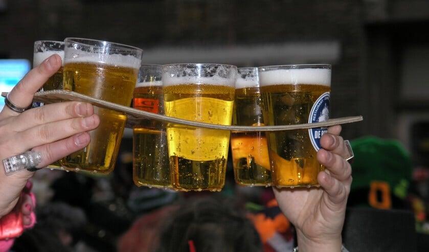 In Woensdrecht drinkt zo'n 20% van de 13-jarigen alcohol.