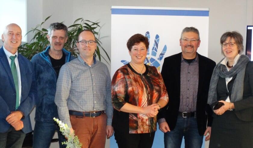 Tweede Kamerlid Joba van den Berg-Jansen is erg te spreken over de proeftuin.