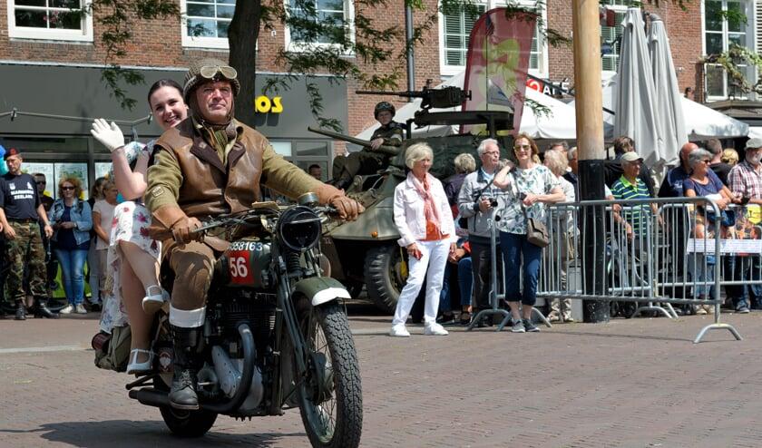 Veteranendag wordt vaak groot gevierd, zoals hier in Zeeland. Dit jaar is het programma in een ander jasje gegoten