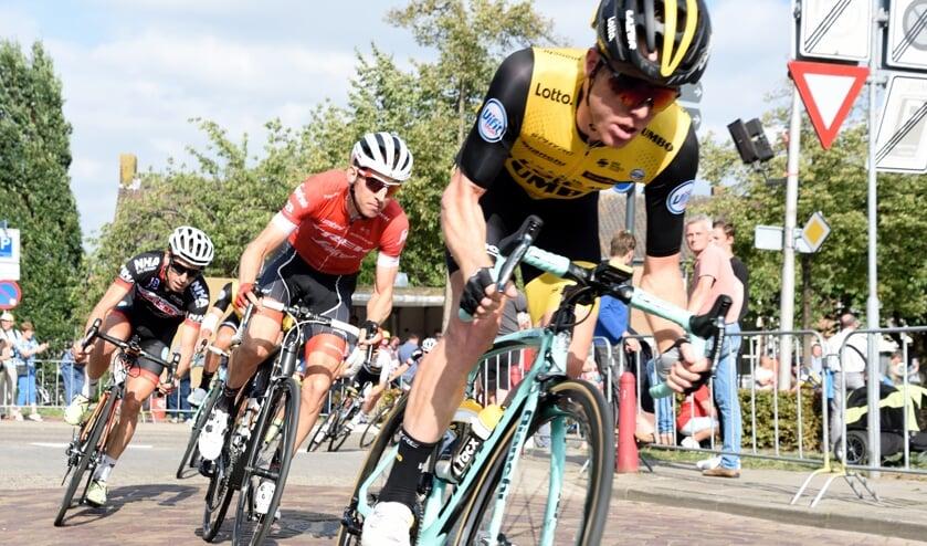 De Profwielerronde Etten-Leur wordt door bezoekers en sponsoren goed gewaardeerd.