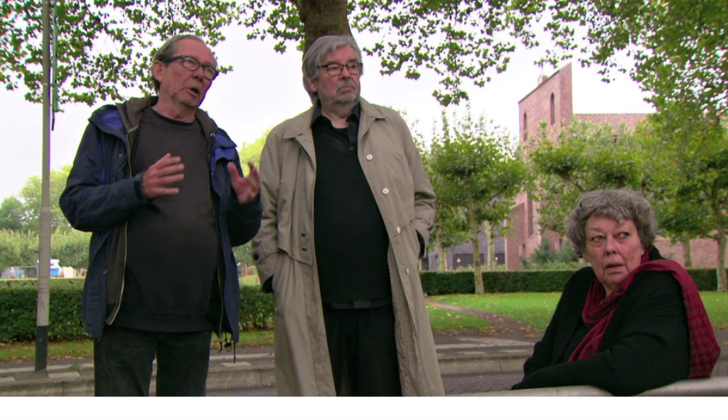 De Van Rossems verbazen zich over Breda. Foto: NPO © BredaVandaag