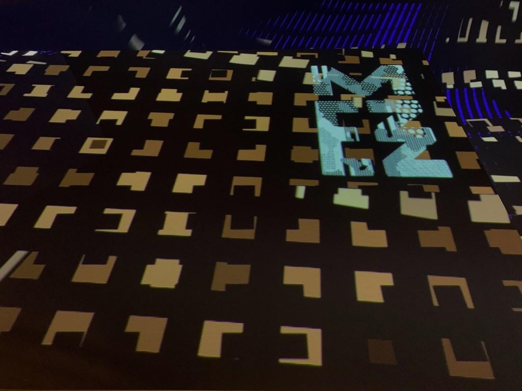 De projector muur Foto: Wesley van der Linde © BredaVandaag