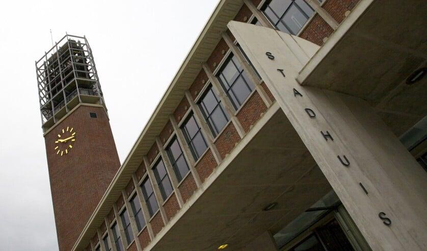 Het gemeentehuis van Vlissingen.