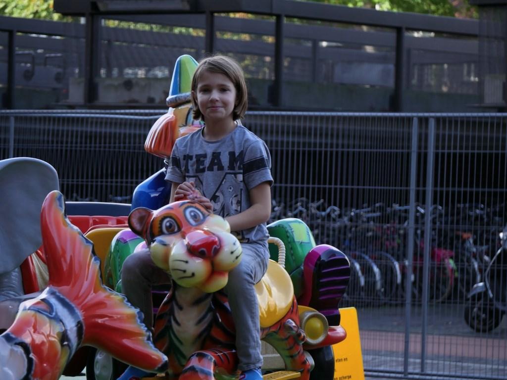 Kinderen genieten van alle activiteiten.  Foto: Wesley van der Linde/GroenNieuws.nl © BredaVandaag