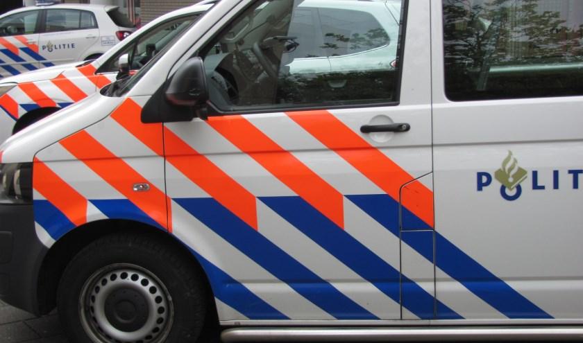Aandacht voor een brute straatroof in Bureau Brabant.