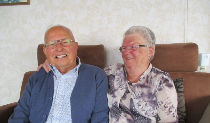 Henk en Leentje Krijnen betekende veel voor het verenigingsleven.