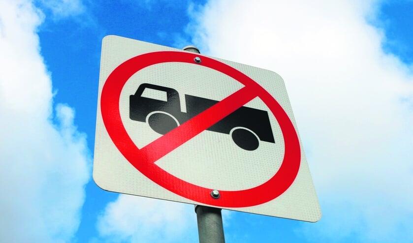 Alleen schone vrachtwagens mogen in het centrum komen.