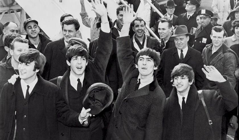 e Koutershof staat komende zaterdag in het teken van The Beatles. FOTO PIXABAY