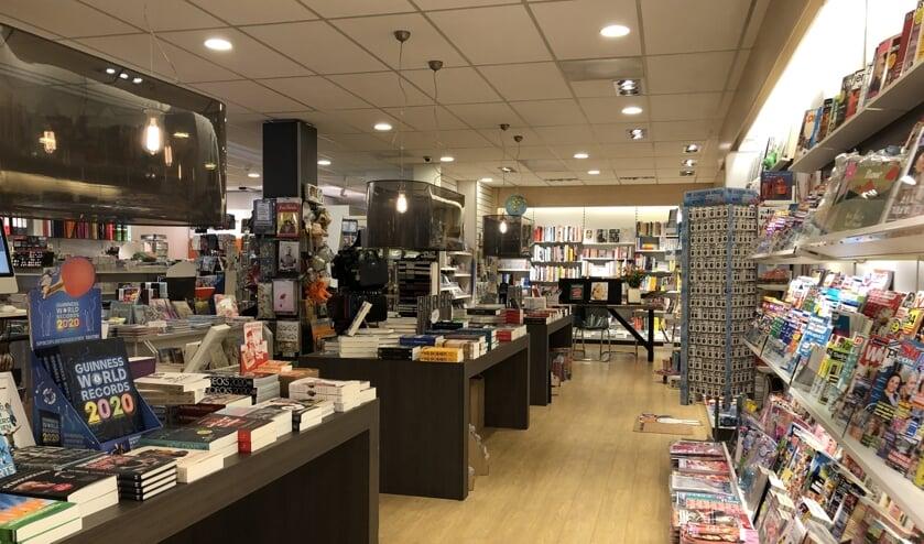 De veelzijdige boekhandel Lectori in Kapelle.