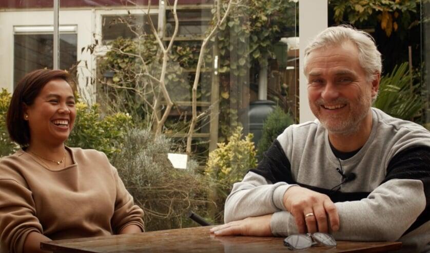 Screenshot van interview Bredase filmmakers. FOTO FRITZ KOHLE