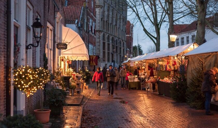 Kerstmarkt Veere