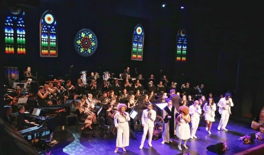 Fanfare St. Caecilia, New Gospel Sensation, Berry Koevoets.