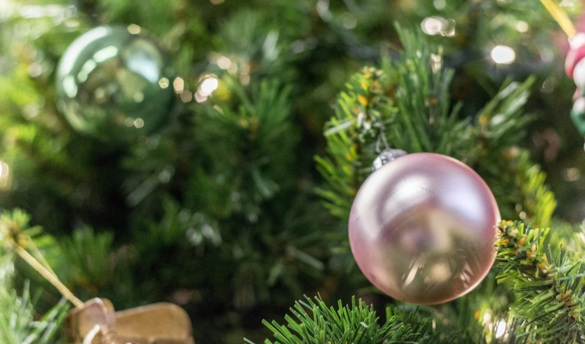 Sfeervolle kerstviering in Woonservicecentrum de Sassegrave.