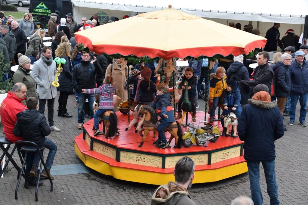 Kerstfeest op de Markt. FOTO STELLA MARIJNISSEN  © Internetbode