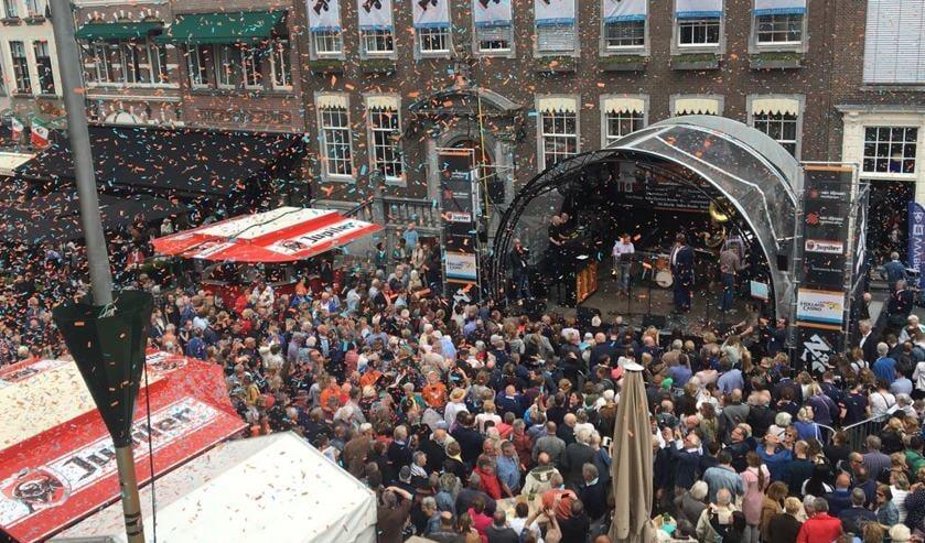 Opening Breda Jazz Festival 2018