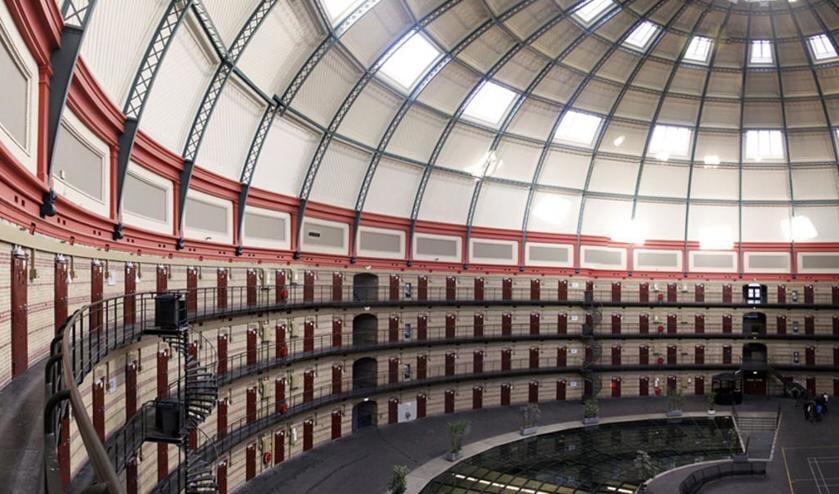 Koepelgevangenis Breda tot december 2020 FutureDome