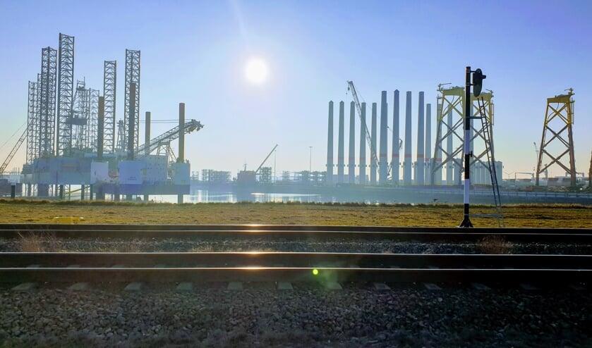 De eerste proeven vinden plaats bij North Sea Port in Vlissingen.