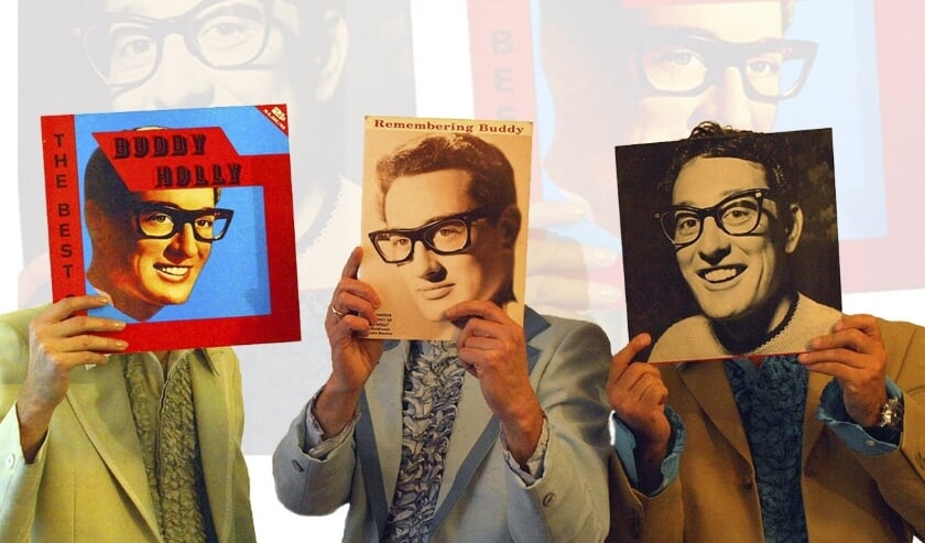 'The Wieners play Buddy Holly' is te zien op zaterdag 26 september.
