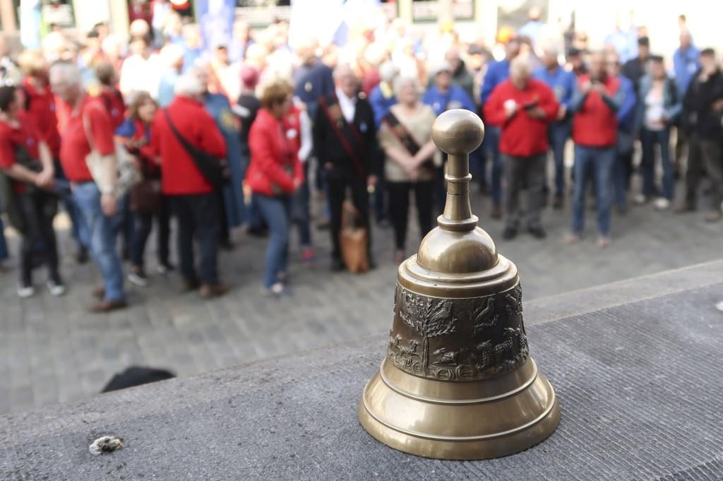 Het is zaterdag 18 mei de 12e Nationale Klokkenluidersdag. Foto: Perry Roovers  © BredaVandaag