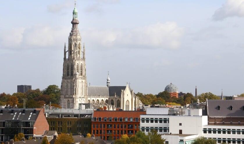 De Grote Kerk.