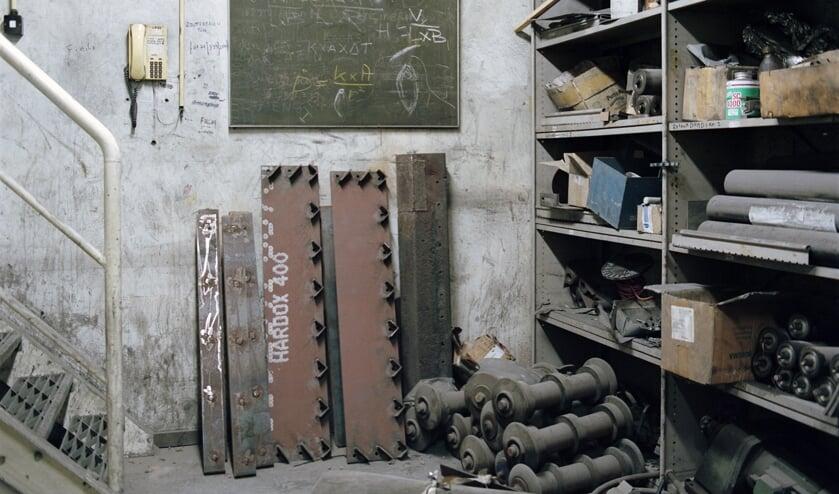 Een van de 56 afbeeldingen in het boek over Thermphos. FOTO PAUL VAN BUEREN