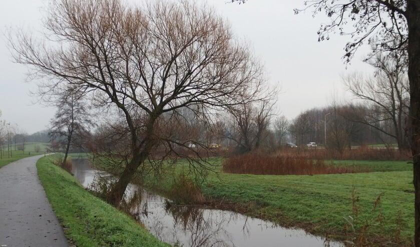 De Turvaart in Breda.