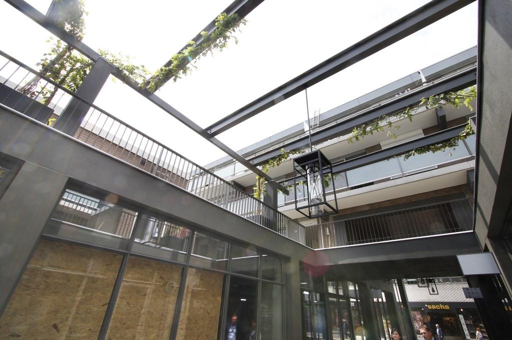 De nieuwe Houtmarkt krijgt steeds meer vorm. Foto: Wijnand Nijs © BredaVandaag
