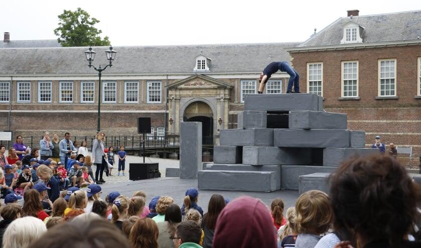 Opening van het Brabants Internationaal Kinderfestival op woensdag 5 juni 2019.