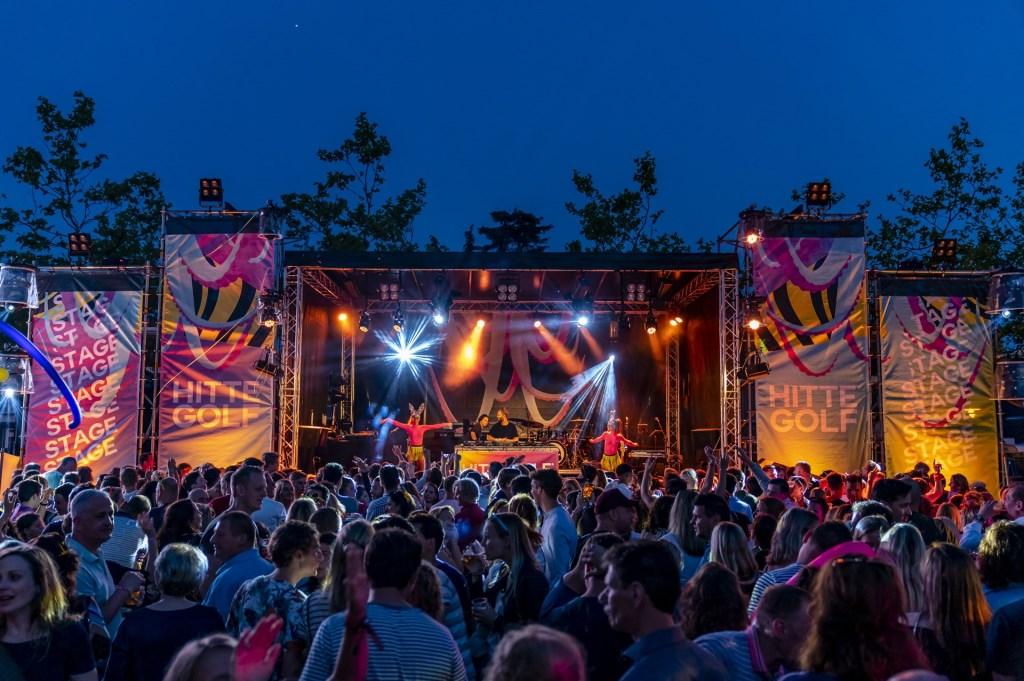 Eerste editie Hittegolf Festival.  Foto: Marcel van Dorst © BredaVandaag