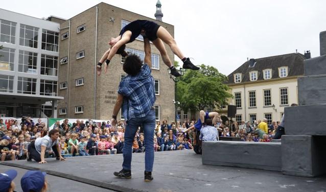 Opening van het Brabants Internationaal Kinderfestival op woensdag 5 juni 2019. Foto: Wijnand Nijs © BredaVandaag