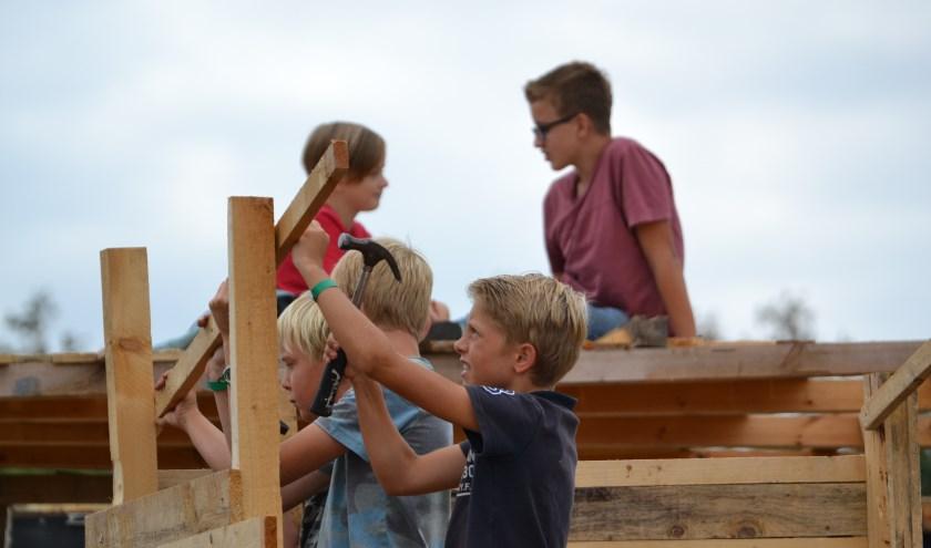 De Jeugdland Speelmeerdaagse van Sint-Maartensdijk kan niet meer weggedacht worden uit de evenementenkalender, ARCHIEFFOTO