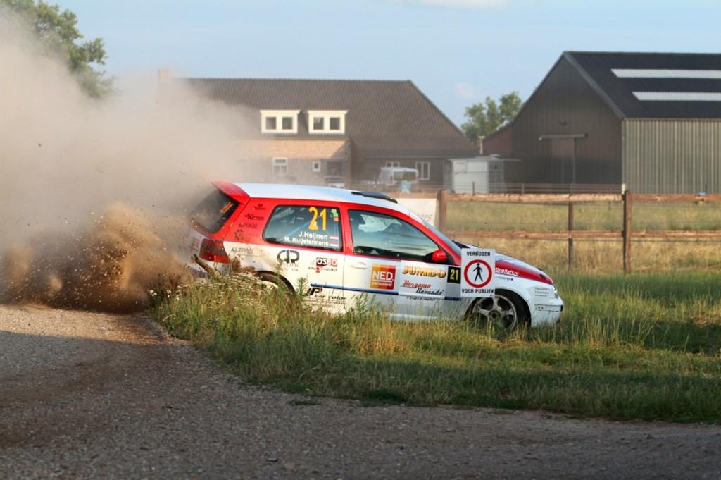 Bob de Jong kwam als winnaar uit de race.  Foto: WIMO © Internetbode