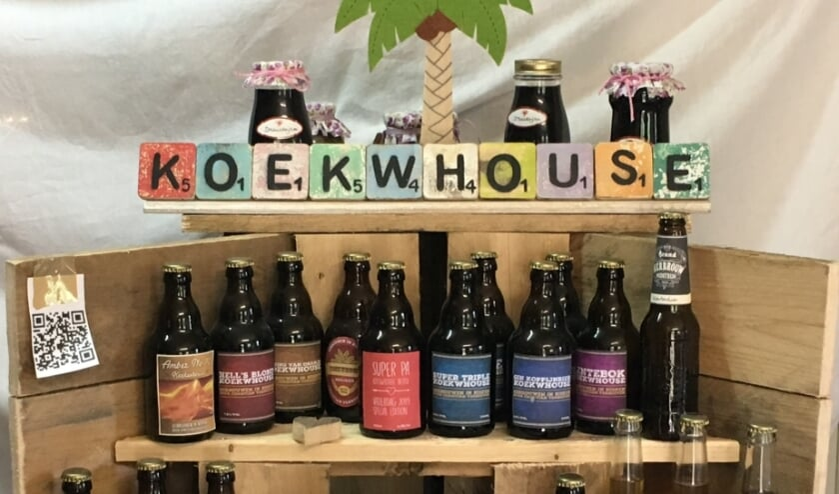 <p>Assortiment producten Koekwhouse</p>