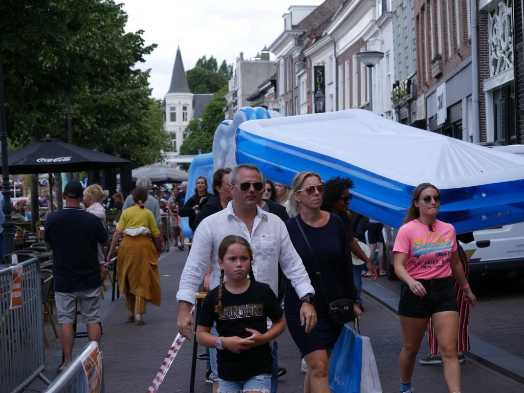 Ondanks de bewolking was het een succesvolle editie.  Foto: Wesley van der Linde /GroenNieuws.nl © BredaVandaag