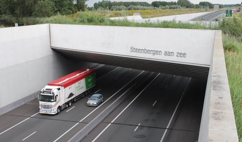 2019 kent een toename aan ongelukken op het A4 traject Dinteloord-Bergen op Zoom.