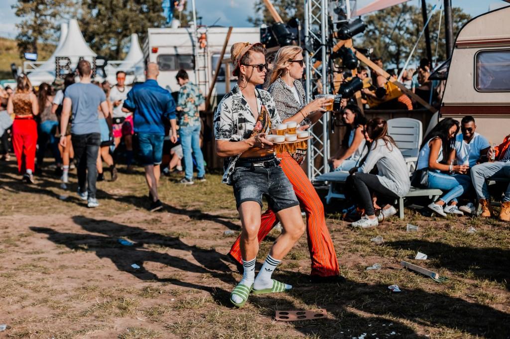 De organisatie is dik tevreden met deze editie van Trailerfest. Foto: Rosa Meiniger © BredaVandaag