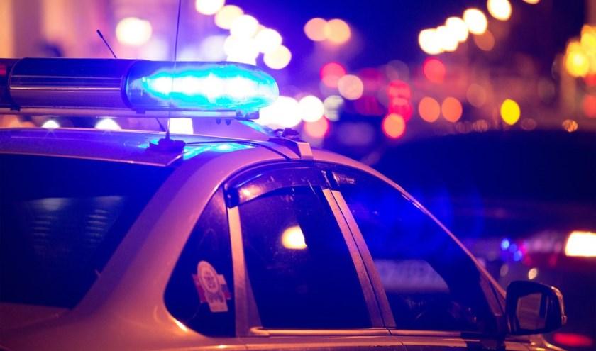 De politie doet onderzoek naar de zaak.