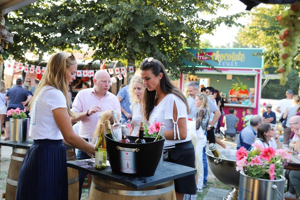 Foodstoet in Bergen op Zoom Foto: Lucienne de Brabander © BredaVandaag