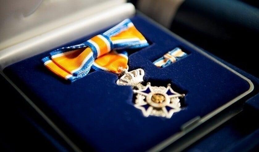 Een Koninklijke onderscheiding