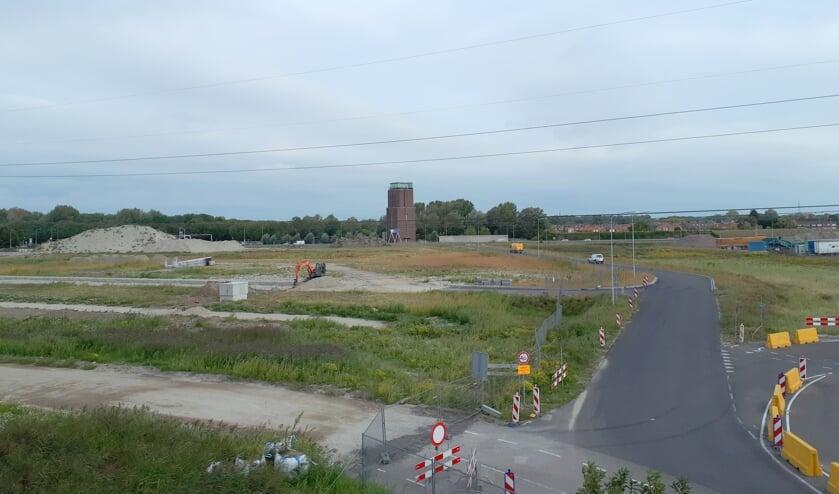 De entree van Vlissingen heeft er nieuwe wegen bij.