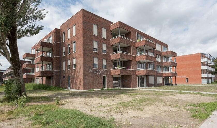 Het nieuwbouwcomplex De Henry en De Hoorn in Goes.