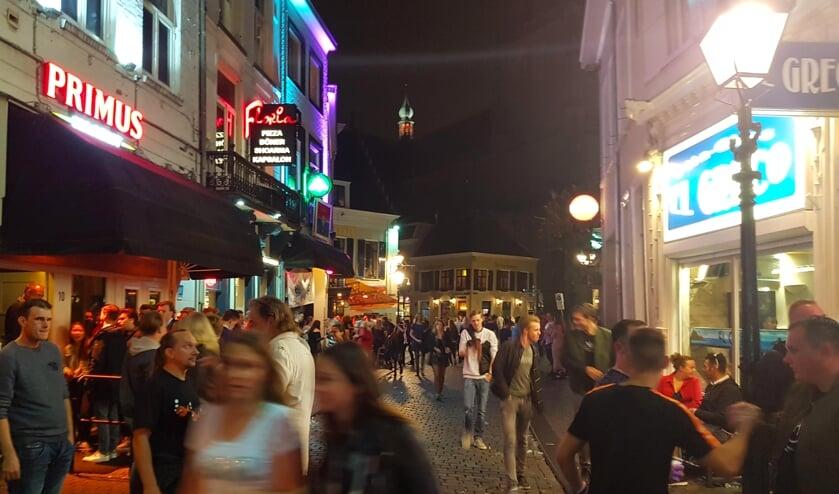 Uitgaan in Breda, foto ter illustratie