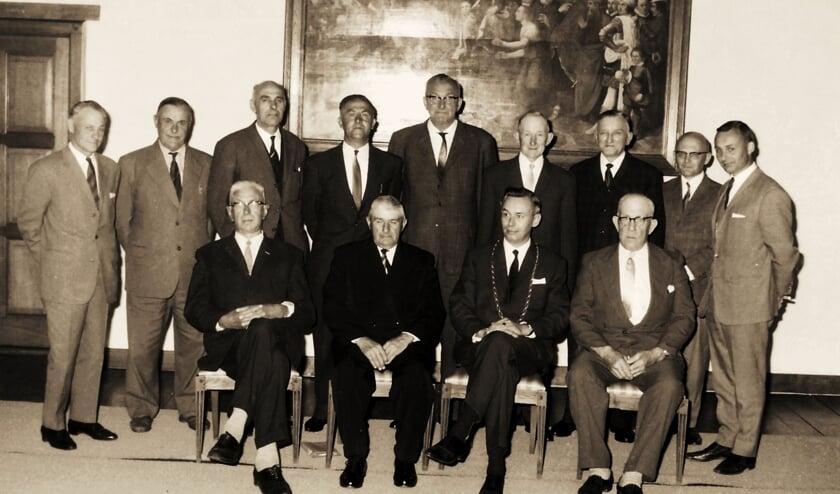 Wie kent deze heren?