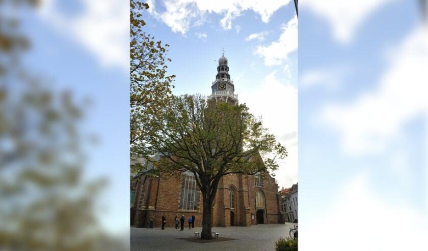 <p>De diensten vinden plaats in de Sint Jacobskerk.</p>