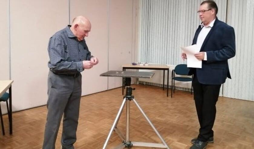 Wim Roelen 60 jaar lid