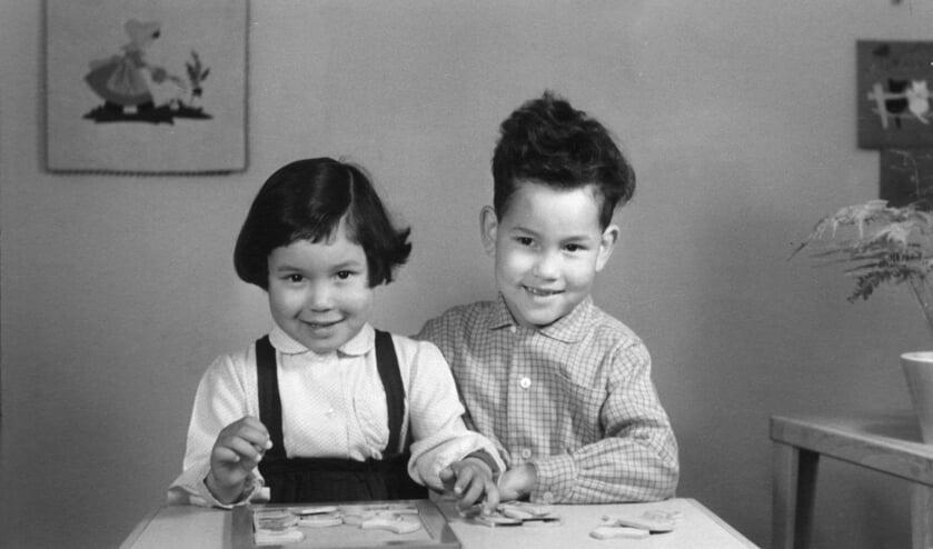 Grace en Irving Comijs.